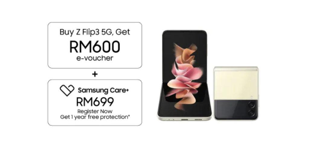Permintaan bagi Samsung Galaxy Z Fold3 dan Galaxy Z Flip3 adalah 2 kali ganda lebih baik dari Galaxy S21 Series 15