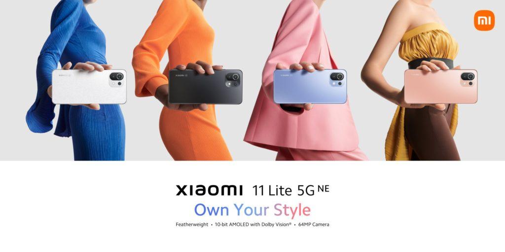 Xiaomi 11 Lite 5G NE kini rasmi dengan cip Snapdragon 778G dan skrin 90Hz 7