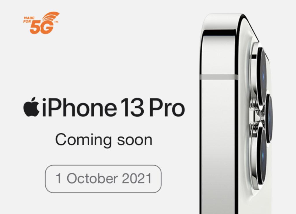 U Mobile mengesahkan Apple iPhone 13 Series akan ditawarkan untuk pra-tempahan pada 1 Oktober 3