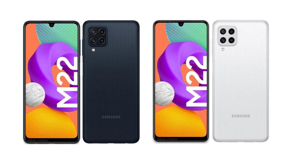 Samsung Galaxy M22 telah disenaraikan di laman Samsung Malaysia - pelancaran rasmi tidak lama lagi 5