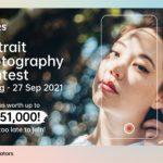 Sertai peraduan Fotografi Potrait OPPO RENOVATOR dan menangi hadiah bernilai sehingga RM 51,000