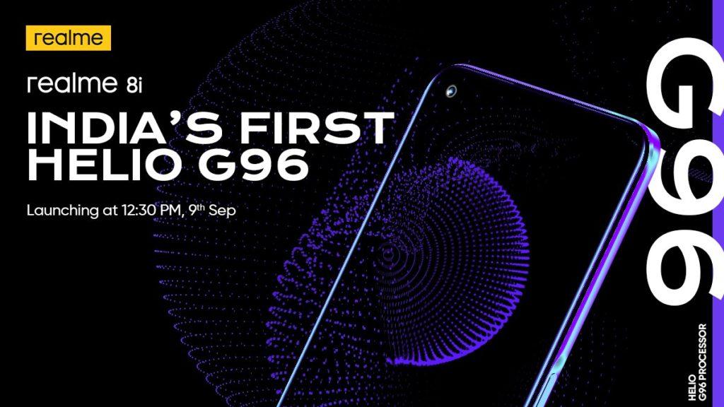 realme 8s 5G dan realme 8i akan dilancarkan pada 9 September ini 9