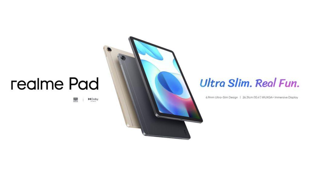 realme Pad kini rasmi dengan skrin paparan IPS LCD 10.4 dan cip Helio G80 - harga dari RM 790 17