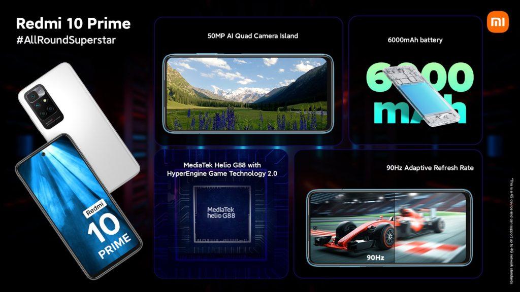 Xiaomi Redmi 10 Prime kini rasmi pada harga sekitar RM 703 11