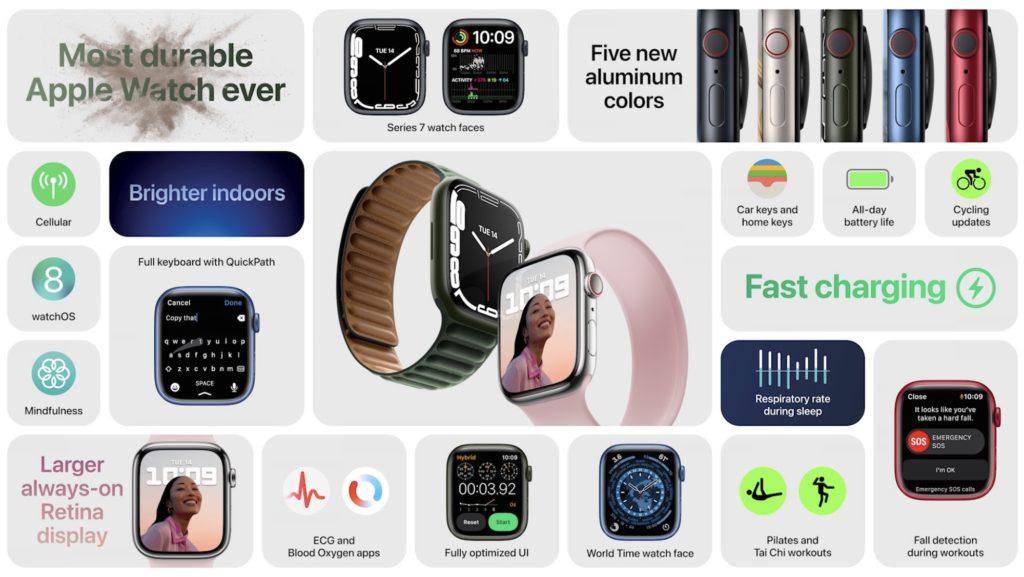 Apple Watch Series 7 kini rasmi dengan paparan yang lebih besar dan pengecasan yang lebih pantas 29
