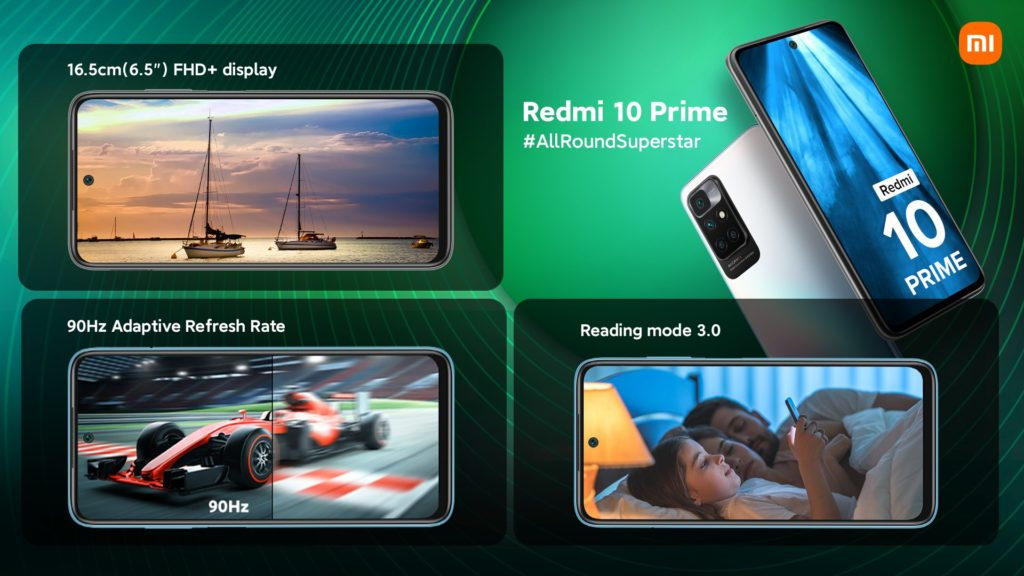 Xiaomi Redmi 10 Prime kini rasmi pada harga sekitar RM 703 10