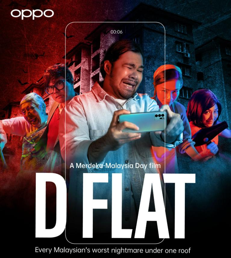 Filem Pendek Merdeka Oppo Berjudul D Flat - mengisahkan cabaran pandemik yang dihadapi setiap rakyat Malaysia 5
