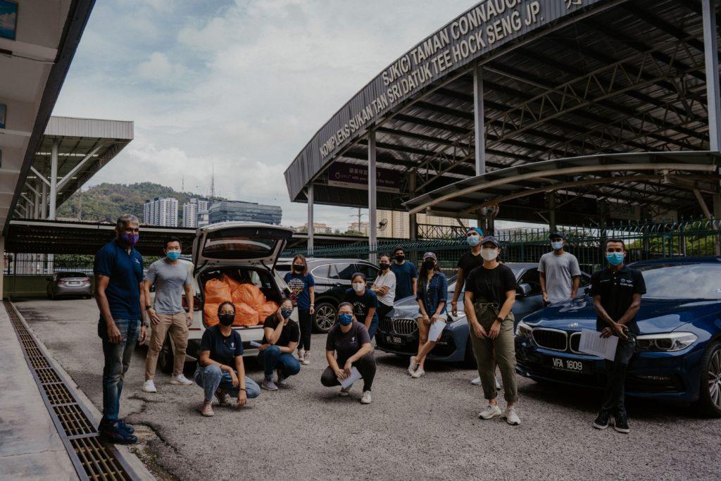 BMW Group Financial Services Malaysia Sumbang Dana kepada Program Bantuan Makanan dengan Pemeteraian Setiap Kontrak Kenderaan Elektrik 3