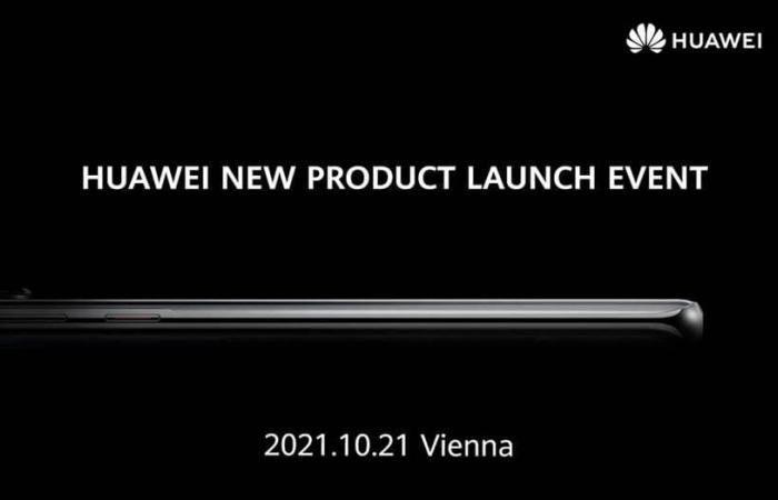 Pelancaran Global Produk HUAWEI akan diadakan pada 21 Oktober ini - mungkin HUAWEI P50 Series 3
