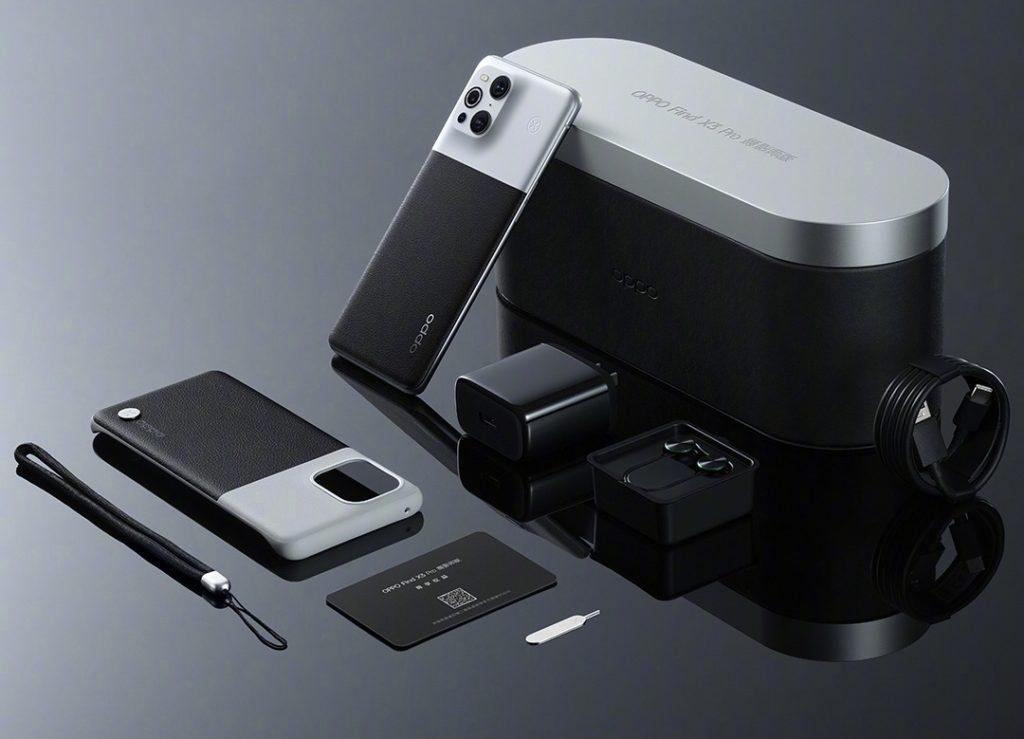 Oppo Find X3 Pro Photographer Edition kini rasmi - rekaan seperti kamera klasik Kodak 35 7