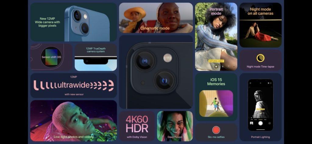 Apple iPhone 13 dan iPhone 13 Mini dilancarkan dengan cip A15 Bionic, Kamera Sensor-Shift OIS pada harga dari RM 3,399 16