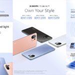 Xiaomi 11 Lite 5G NE kini rasmi di Malaysia pada harga serendah RM 1199 sahaja