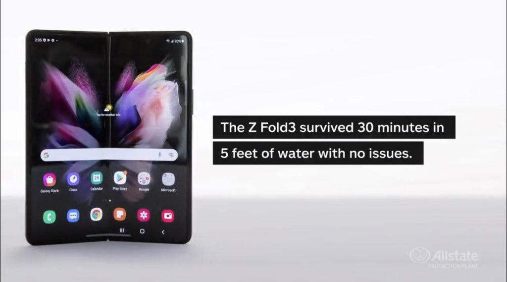 Samsung Galaxy Z Fold3 terbukti tahan lasak - dinobatkan telefon pintar foldable paling kukuh dipasaran 12