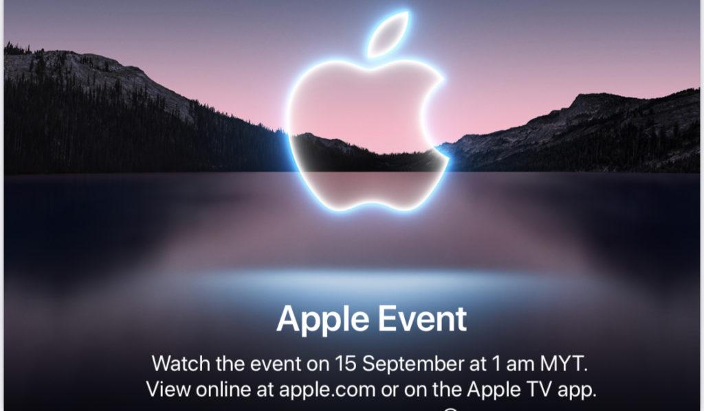 Majlis Pelancaran Apple iPhone 13 Series akan berlangsung pada 14 September ini 3