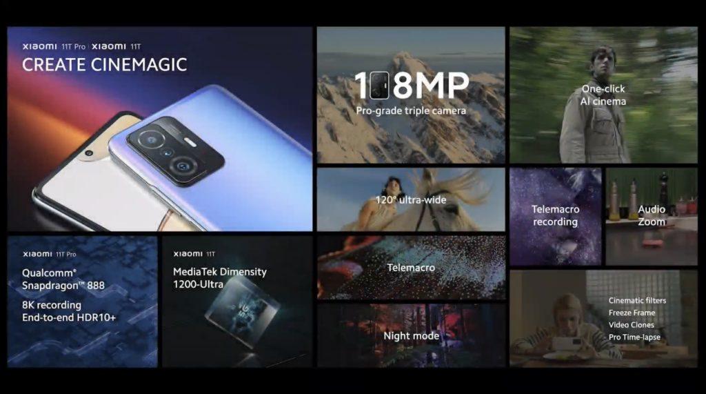 Xiaomi 11T Pro dan Xiaomi 11T kini rasmi dengan skrin paparan AMOLED 120Hz, Pengecasan HyperCharge 120W dan Snapdragon 888 18