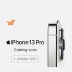 U Mobile mengesahkan Apple iPhone 13 Series akan ditawarkan untuk pra-tempahan pada 1 Oktober