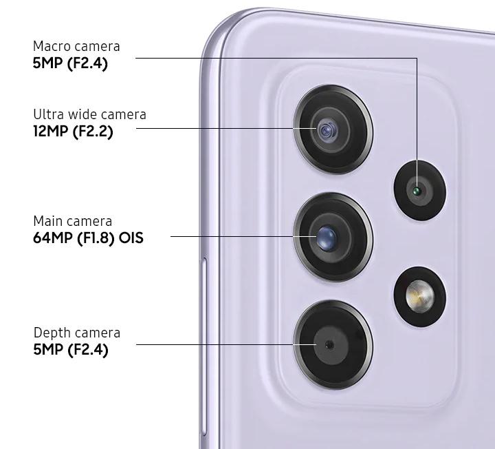 Samsung Galaxy A52s 5G dengan skrin AMOLED 120Hz & Snapdragon 778G kini rasmi di Malaysia pada harga RM 1,899 13