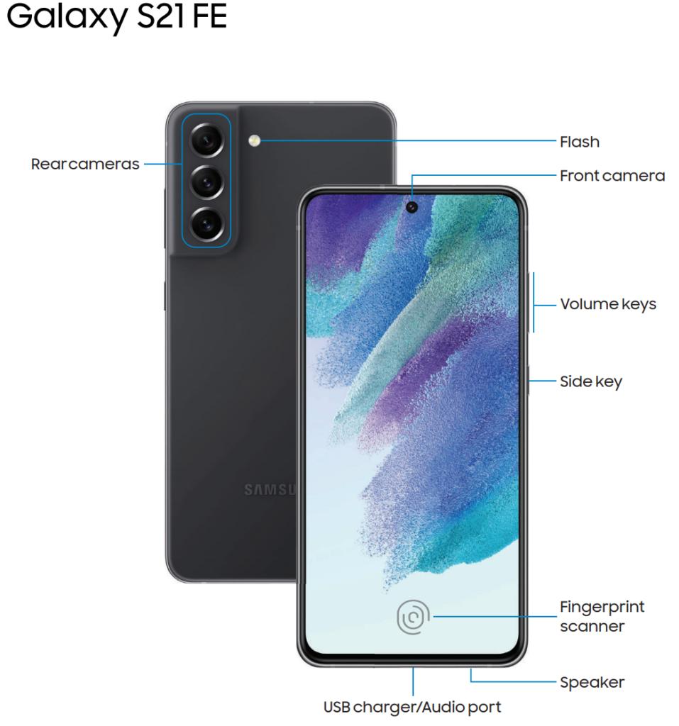 Samsung Galaxy S21 FE dijangka akan dilancarkan didalam masa terdekat 3