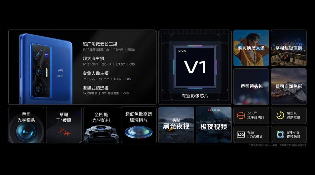 Vivo X70 Pro+ dilancarkan secara rasmi dengan Cip Snapdragon 888+ dan teknologi kamera ZEISS 13