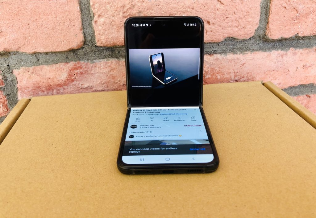 ULASAN : Samsung Galaxy Z Flip3 5G - Telefon Pintar Foldable Lebih Lasak & Lebih Mampu Milik 76