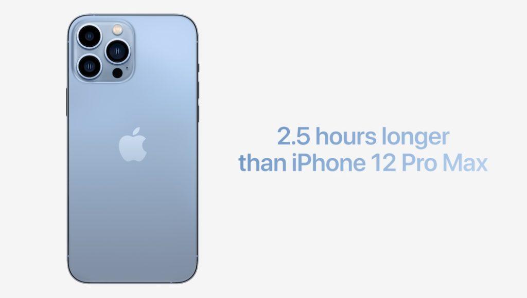 Maklumat Kapasiti Bateri Apple iPhone 13 Series di ketahui -iPhone 13 Pro Max mempunyai bateri 4,373mAh 3