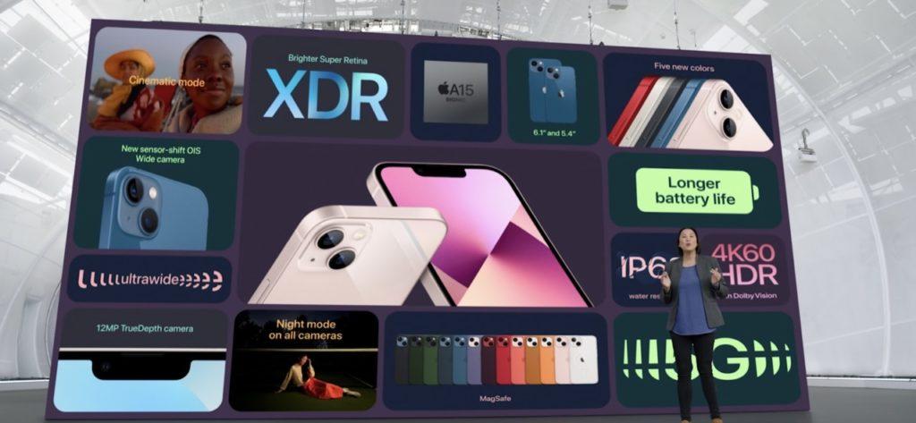 Apple iPhone 13 dan iPhone 13 Mini dilancarkan dengan cip A15 Bionic, Kamera Sensor-Shift OIS pada harga dari RM 3,399 14