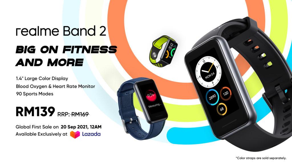 realme Band 2 kini rasmi di Malaysia pada harga promosi RM 139 sahaja 7