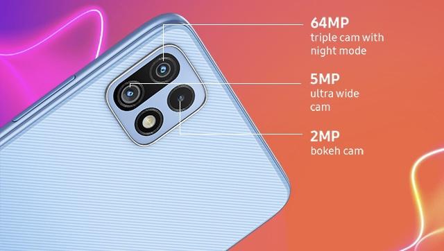 Samsung Galaxy F42 5G kini rasmi dengan harga sekitar RM 1,184 16