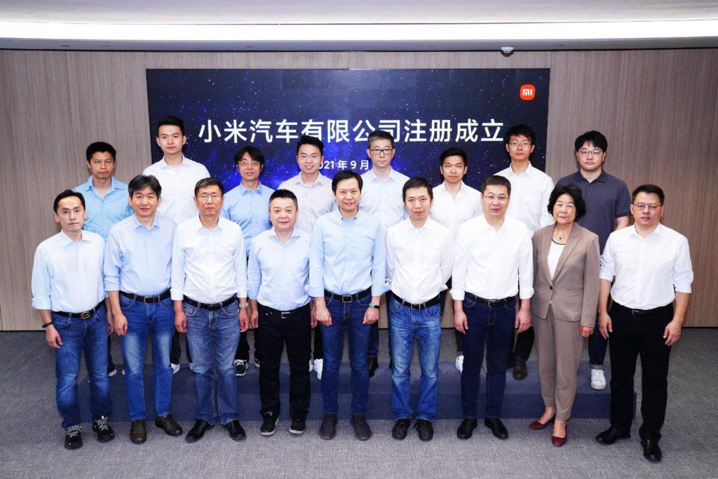 Xiaomi umumkan penubuhan syarikat kenderaan elektrik Xiaomi EV dengan modal permulaan RMB 10 billion 3