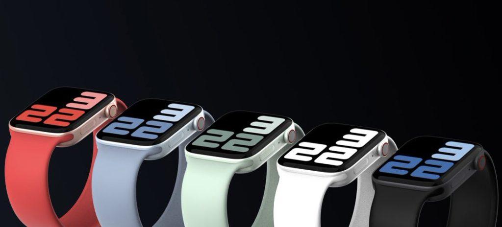 Apple Watch Series 7 dijangka akan mula ditawarkan untuk jualan pada penghujung bulan ini 1