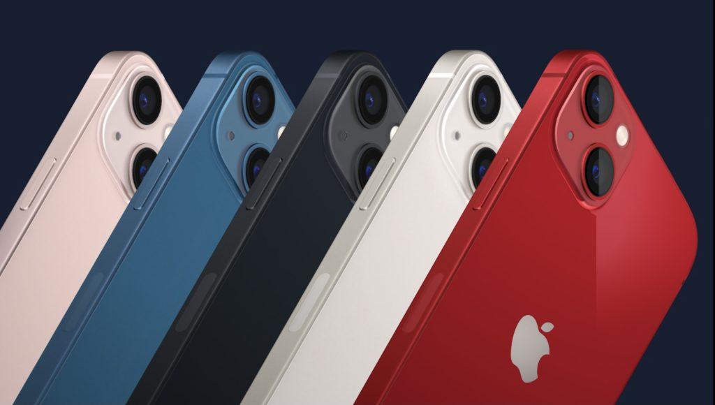 Apple iPhone 13 dan iPhone 13 Mini dilancarkan dengan cip A15 Bionic, Kamera Sensor-Shift OIS pada harga dari RM 3,399 13