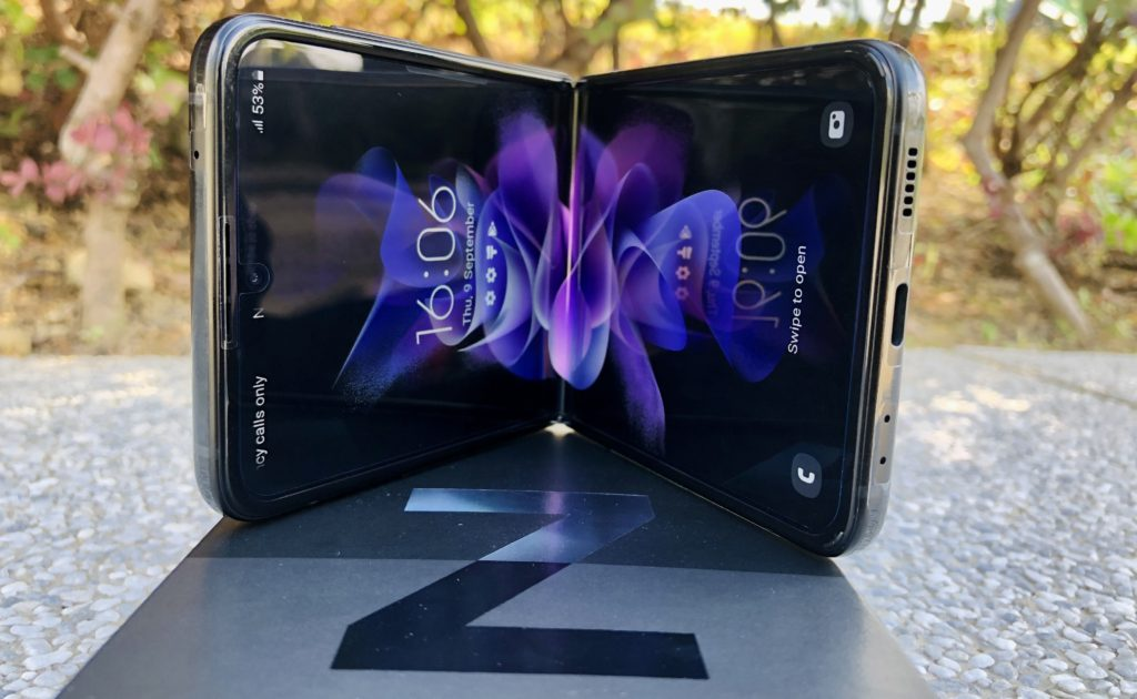 Pandangan Pertama Samsung Galaxy Z Flip3 5G - Telefon Pintar Foldable Untuk Semua 22