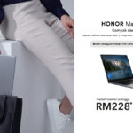 Honor MagicBook 14 dengan AMD Ryzen 5000 akan ditawarkan di Malaysia mulai 1 Oktober ini – dari RM 2,699
