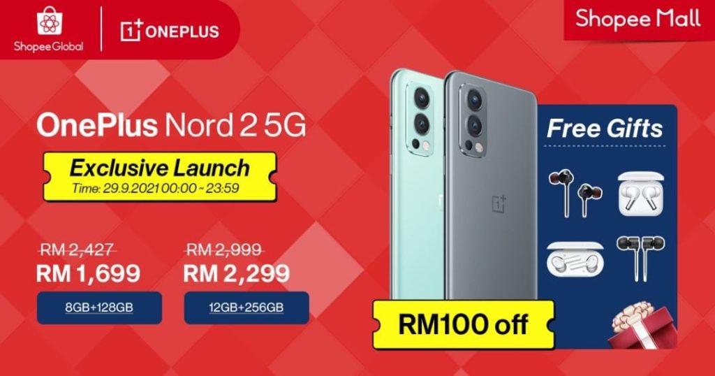 OnePlus Nord 2 5G akan ditawarkan di Malaysia mulai 29 September ini 9
