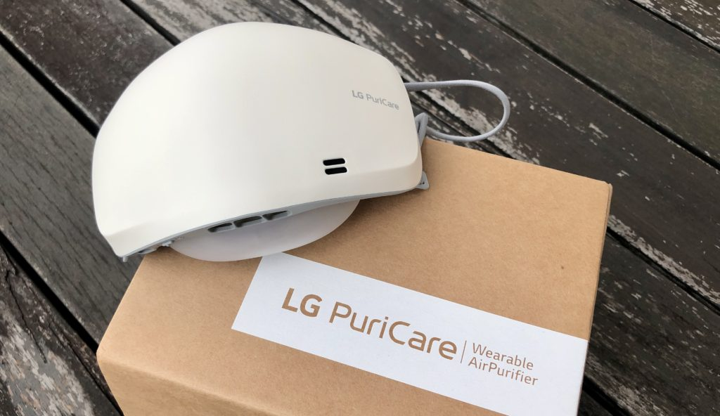 ULASAN : LG PuriCare Wearable Air Purifier- Penapis Udara Yang Memberikan Anda Udara Bersih Sepanjang Masa 27