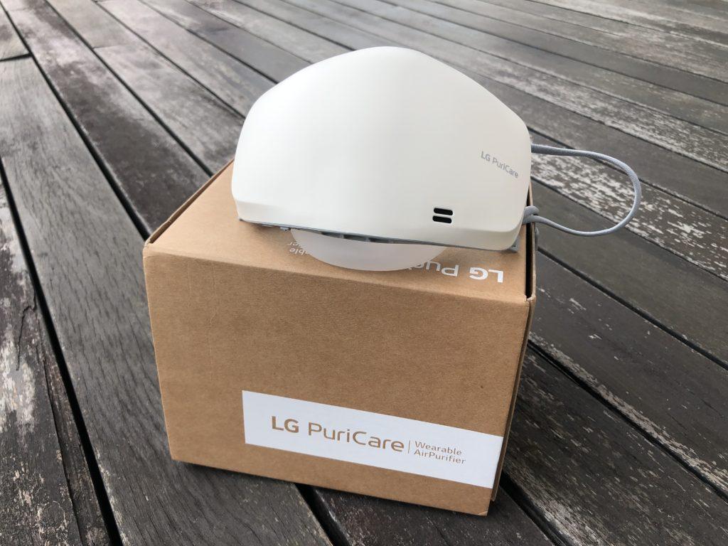 ULASAN : LG PuriCare Wearable Air Purifier- Penapis Udara Yang Memberikan Anda Udara Bersih Sepanjang Masa 38