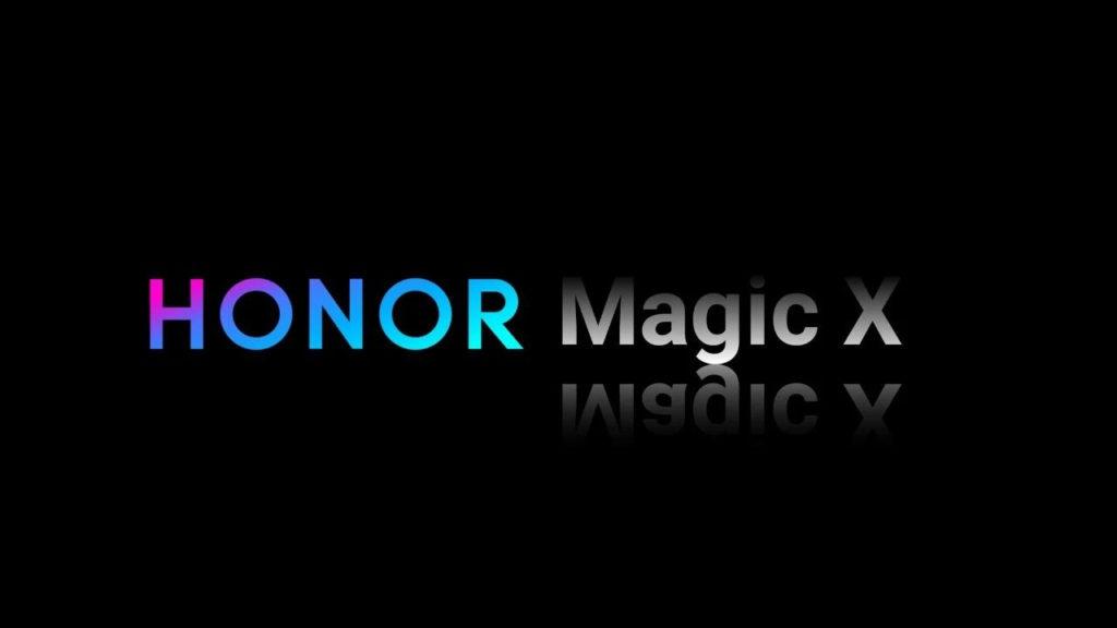 Telefon pintar foldable Honor Magic X akan dilancarkan pada suku ke-4 tahun ini 3