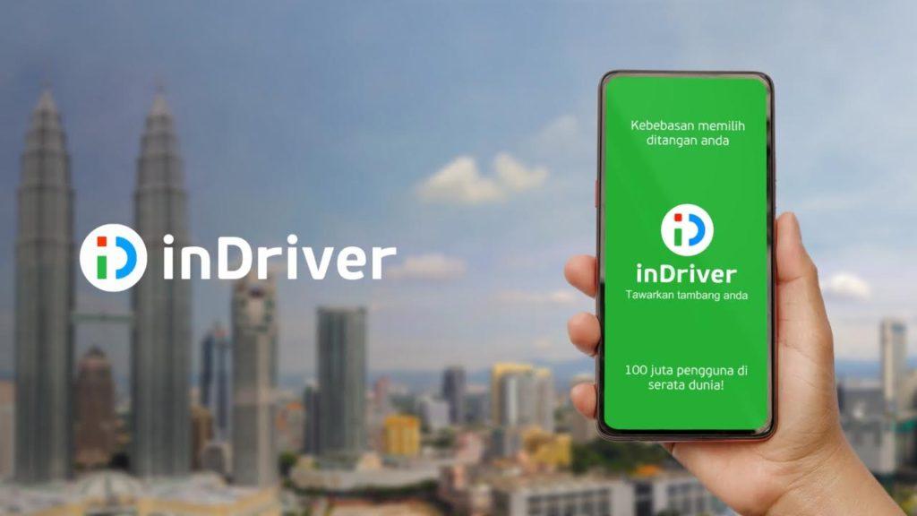 Aplikasi e-panggilan antarabangsa inDriver kini rasmi menawarkan perkhidmatan di Malaysia 3