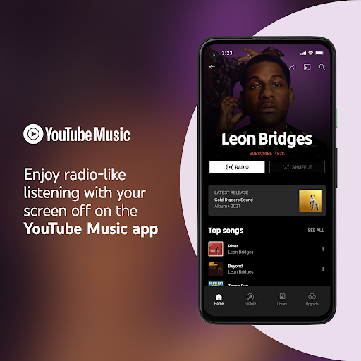 YouTube Music bakal menawarkan ciri 'background playback' secara percuma mulai 3 November ini 3