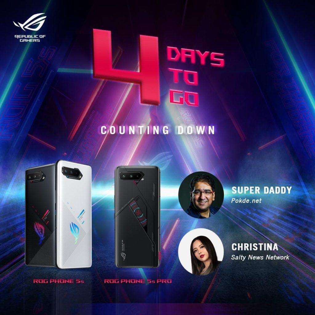 Asus ROG Phone 5s dan ROG Phone 5s Pro akan dilancarkan di Malaysia pada 8 Oktober ini 14