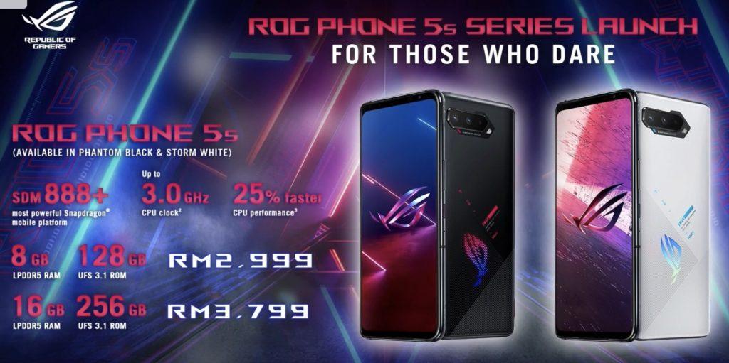 Asus ROG Phone 5s dan ROG Phone 5s Pro kini rasmi di Malaysia - harga dari RM 2,999 13
