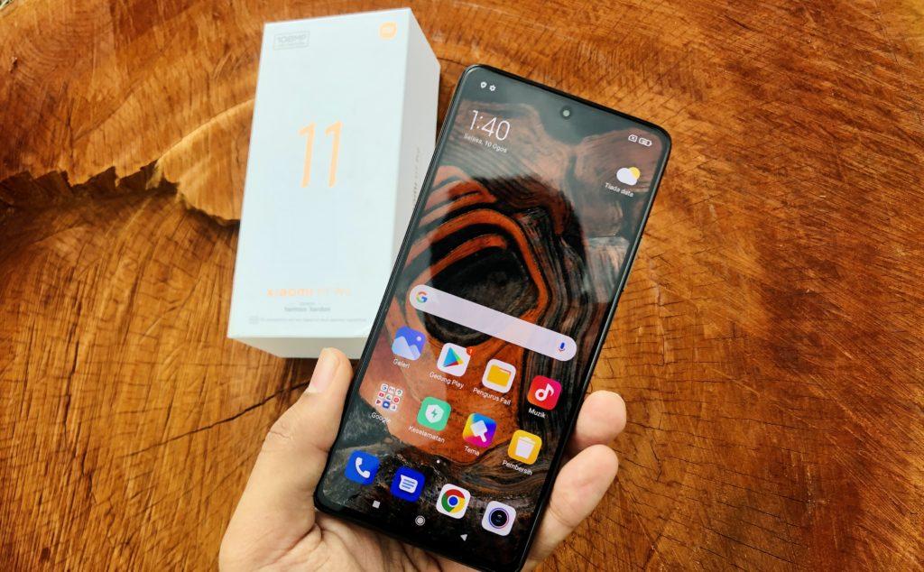 ULASAN : Xiaomi 11T Pro - Telefon Pintar Flagship Dengan Harga Mesra Poket 19