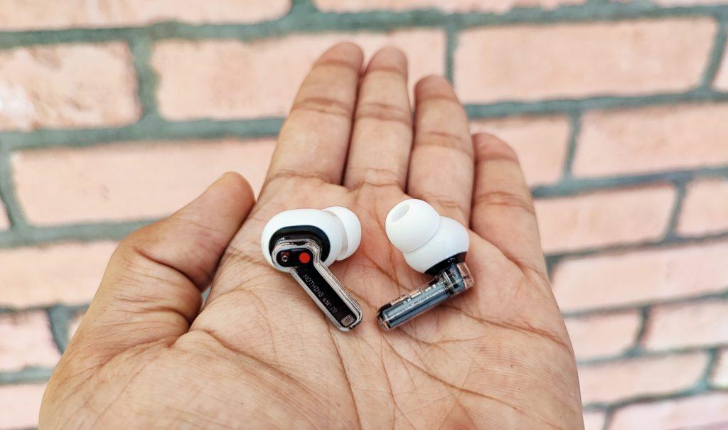 ULASAN : Nothing ear (1) - TWS Mampu Milik Terbaik Dengan Teknologi ANC 37
