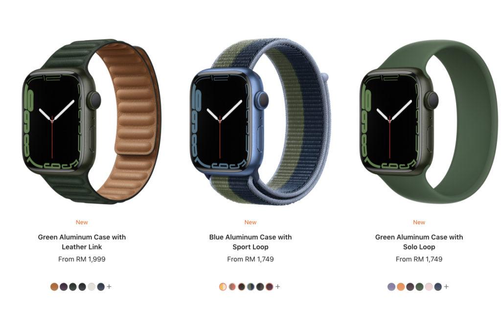 Harga Apple Watch Series 7 di Malaysia diumumkan - dari RM 1,749 14
