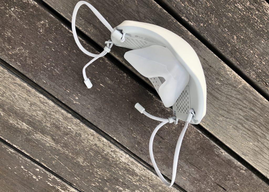 ULASAN : LG PuriCare Wearable Air Purifier- Penapis Udara Yang Memberikan Anda Udara Bersih Sepanjang Masa 29