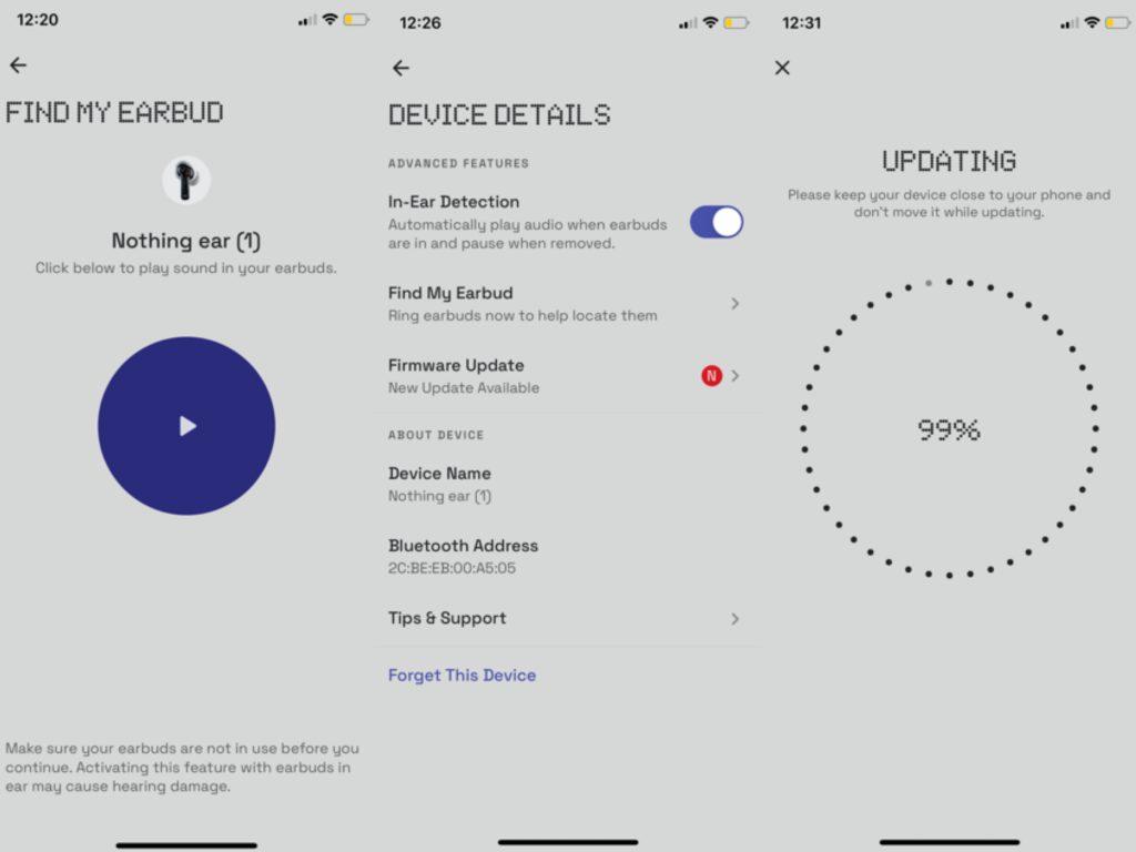 ULASAN : Nothing ear (1) - TWS Mampu Milik Terbaik Dengan Teknologi ANC 35