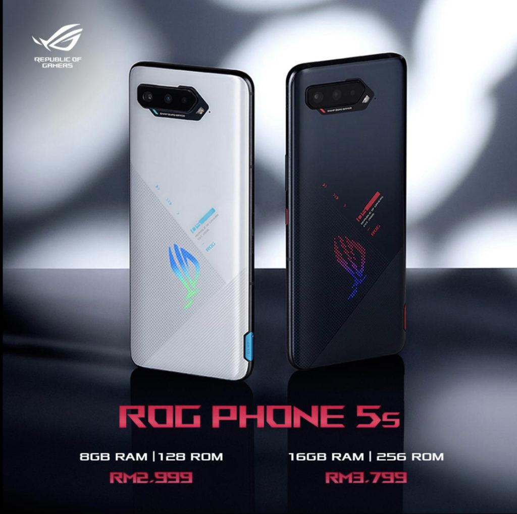 Asus ROG Phone 5s dan ROG Phone 5s Pro kini rasmi di Malaysia - harga dari RM 2,999 18