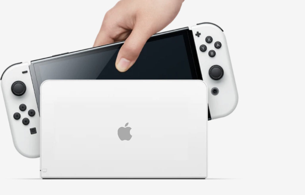 Apple dilaporkan akan melancarkan konsol permainan seperti Nintendo Switch 1