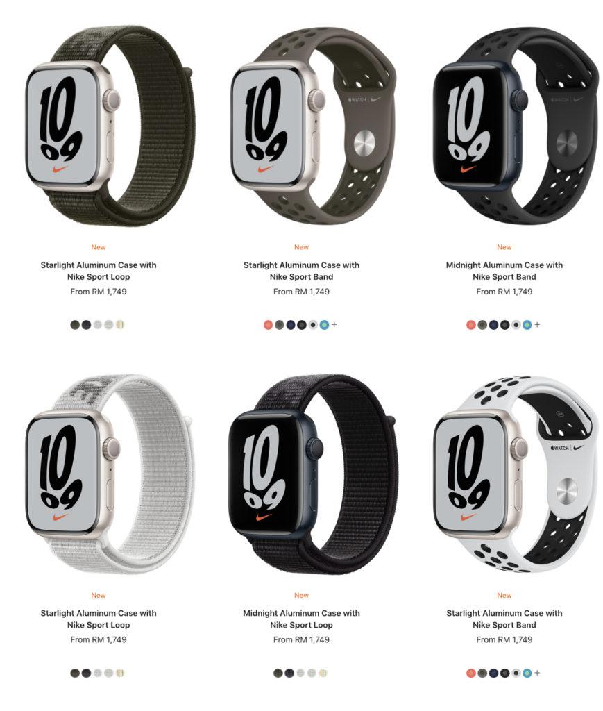 Harga Apple Watch Series 7 di Malaysia diumumkan - dari RM 1,749 15
