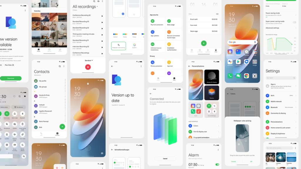 Oppo ColorOS 12 berasaskan Android 12 kini rasmi 5